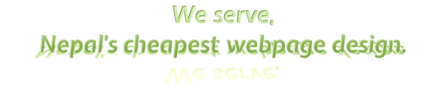 Click to Order most cheapest webpage desing
